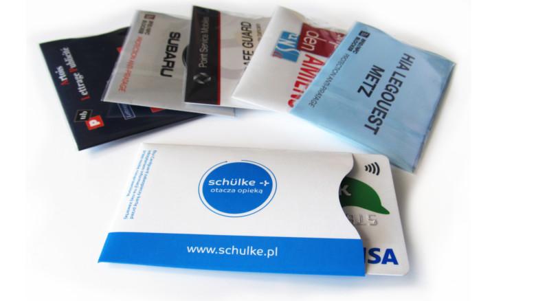 kaarthouder betaalpas anti skim RFID