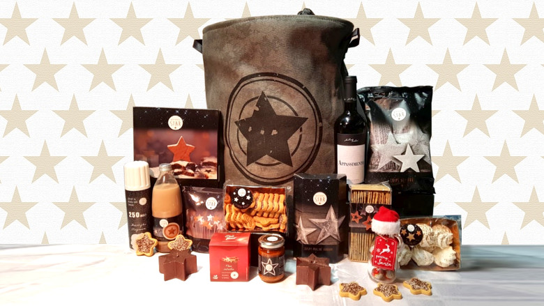 Kerstpakket: Opbergzak Wish Upon a Star