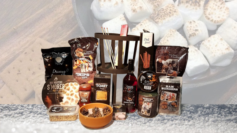 Kerstpakket: Warm welkom