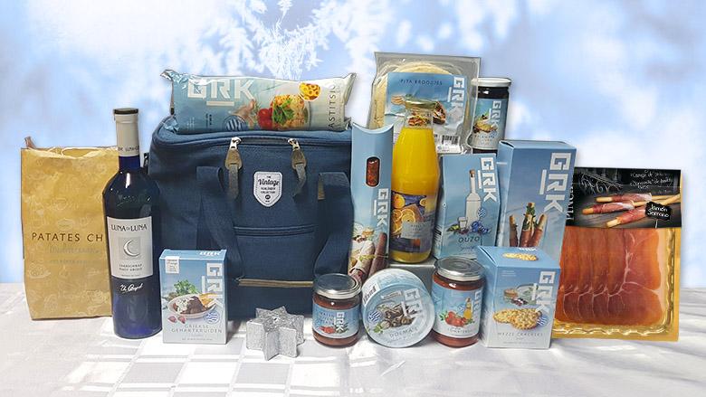 Kerstpakket: Heerlijk Grieks!