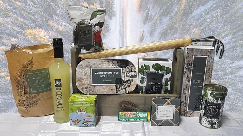 Kerstpakket: Botanical Christmas