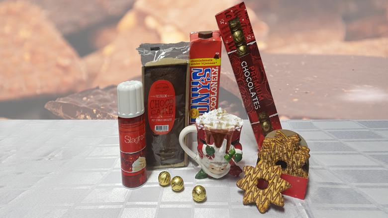 Kerstpakket: I love choco
