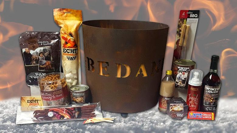 Kerstpakket - Vlammend!