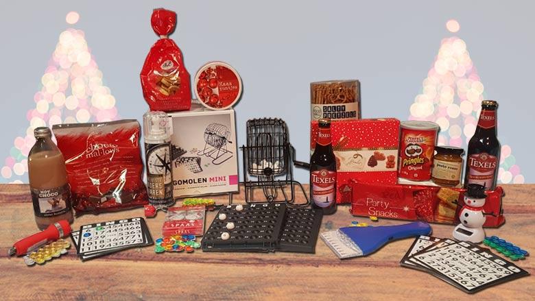 Kerstpakket: Bingo!