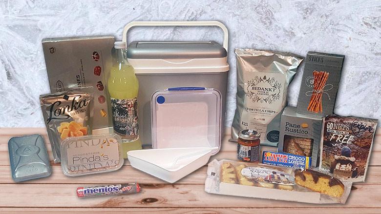 Kerstpakket: Coole koelbox