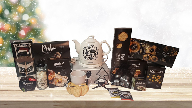 Kerstpakket High Tea Party